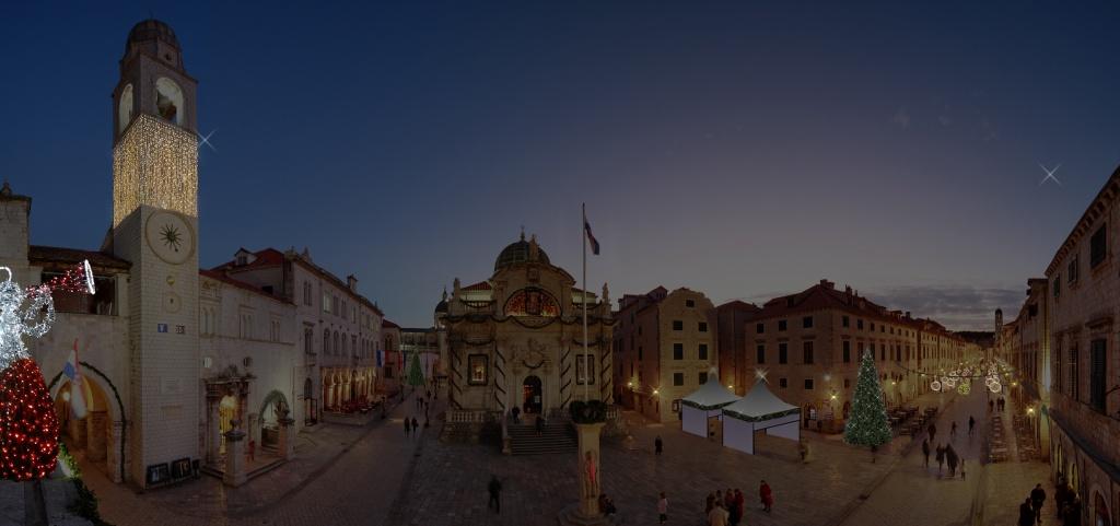 DUBROVAČKI ZIMSKI FESTIVAL - Nove lokacije, dodatni sadržaji, bogat program Adventa u Dubrovniku